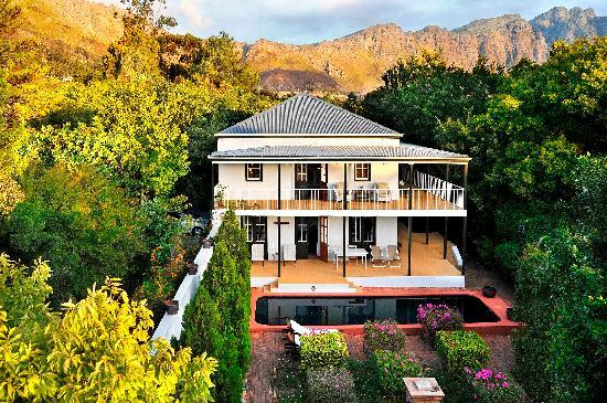 Photo of Akademie Street Boutique Hotel and Guesthouse Franschhoek