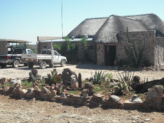 ‪Mondjila Safari Camp‬