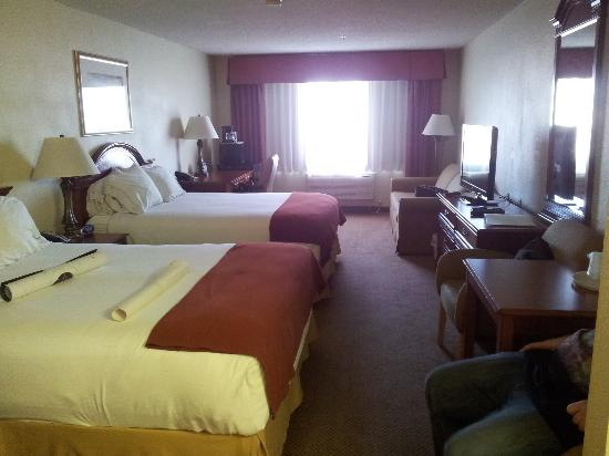 Holiday Inn Express Holbrook - Navajo Blvd.: Our room
