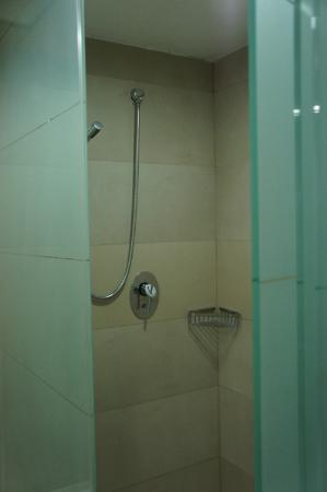 NH Centro Historico: Separate shower