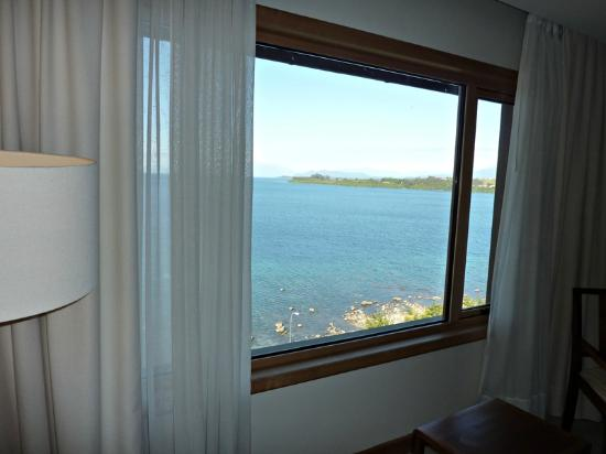Hotel Cumbres Puerto Varas: vista