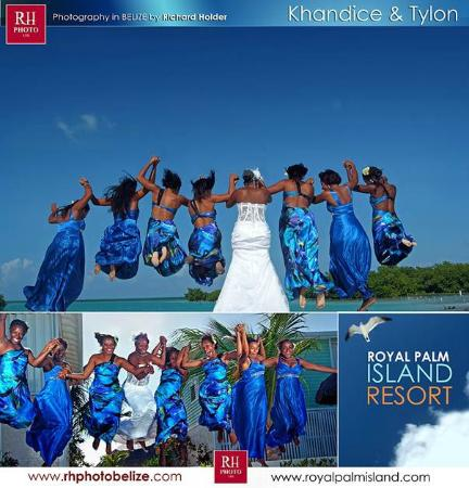 Royal Palm Island Resort: wedding
