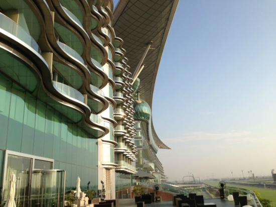 The Meydan Hotel: vistas