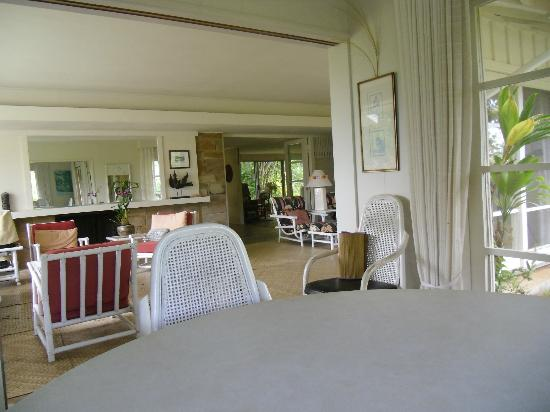 Lani-Keha: View from dining room