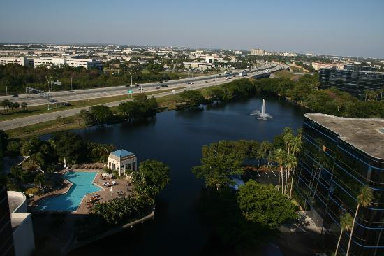 The Westin Fort Lauderdale: View from room on 15th floor