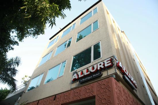 ‪The Allure (a Boutique Hotel)‬
