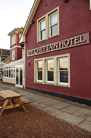 The Chieftain Hotel