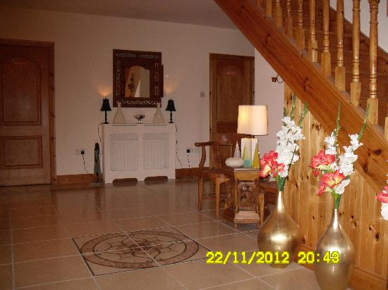 Carriganne Bed and Breakfast: Reception