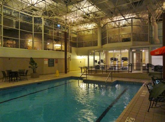Pool Picture Of Crowne Plaza Chicago O 39 Hare Rosemont Tripadvisor