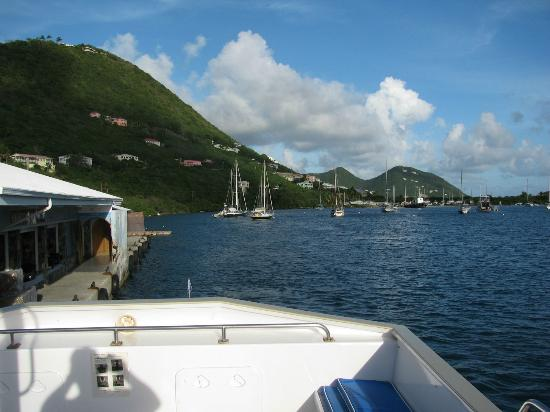 Peter Island Resort: Tortola Customs