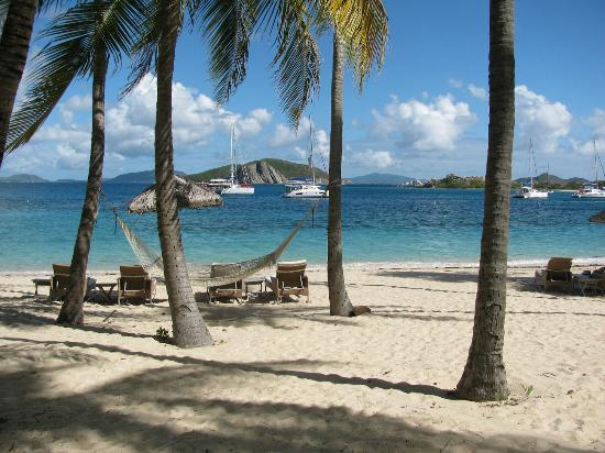 Peter Island Resort: a view from Paradise