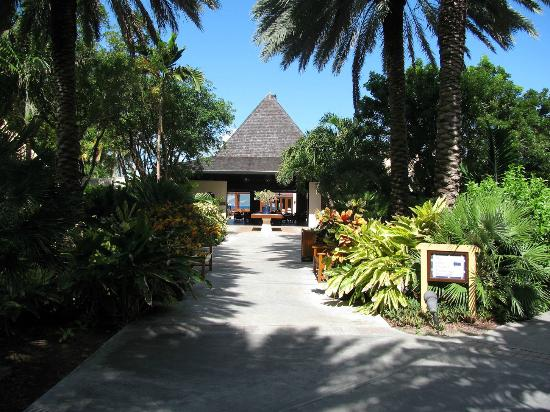 Peter Island Resort: Main lobby