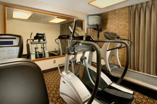 Pear Tree Inn San Antonio Airport: Fitness Center