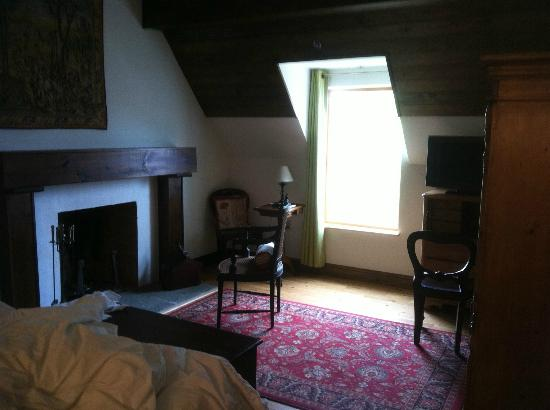 Wedmore Place: Sitting Area