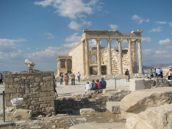 report on the parthenon Original broadcast: january 29, 2008 secrets of the parthenon program overview the parthenon • report how the original athenian builders were able to complete the.