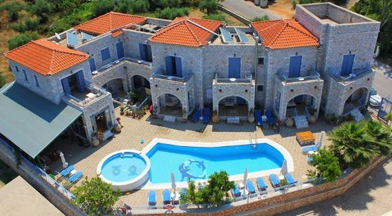 Taletos Apartments
