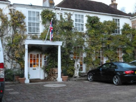 PowderMills Country House Hotel: Powdermills Entrance