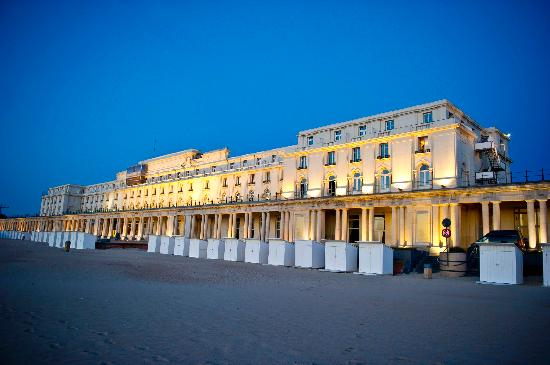 Ostend, Belgique : Thermae Palace