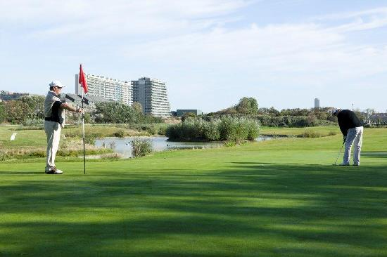 Ostend, Belgique : Wellington Golf