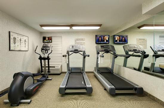‪‪Holiday Inn Express Chicago-Midway Airport‬: Fitness Center‬