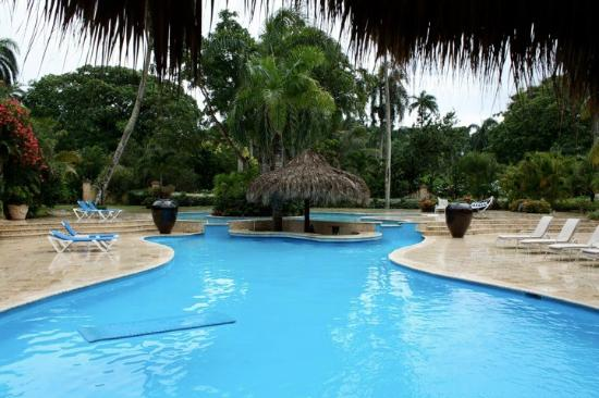 The Palace at Playa Grande: The pool
