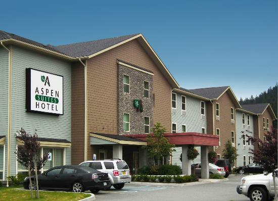Juneau Aspen Suites Hotel