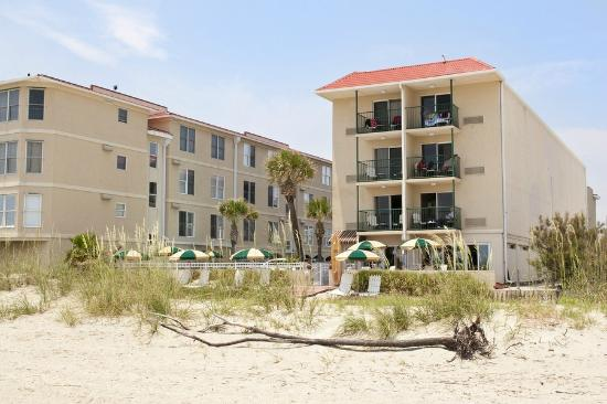 Photo of Desoto Beach Hotel Tybee Island