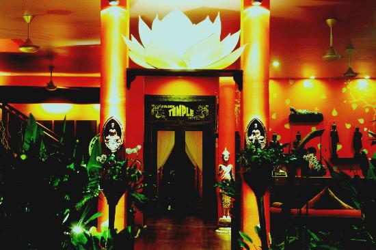 Golden Temple Hotel: The Hotel Entrance