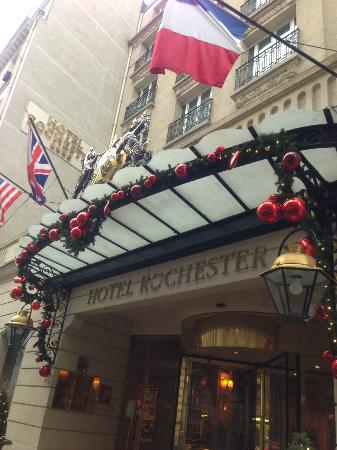 Rochester Champs-Elysees Hotel: The Hotel Outlook