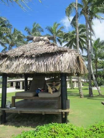 The Pearl South Pacific: Beachside bure