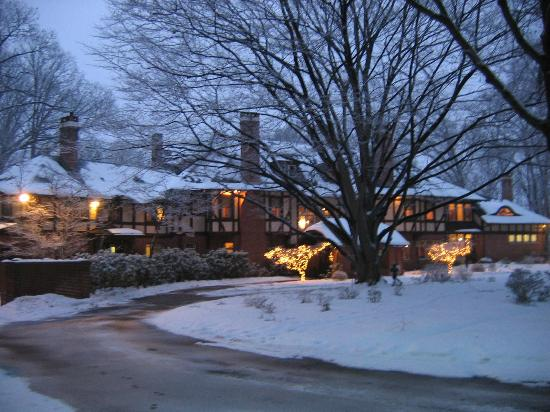 Winter Bed And Breakfast Maryland