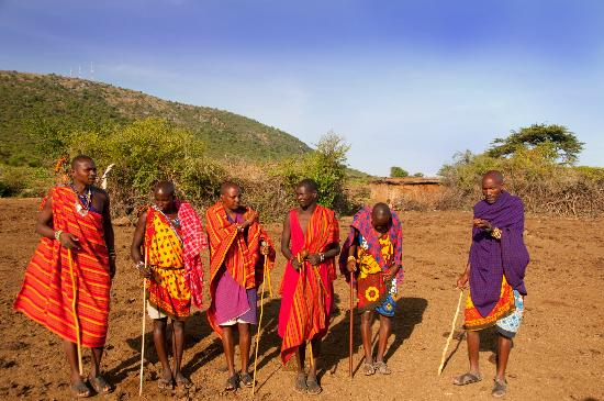 8 Days Kenya Explorer Tour - Samburu, Lake Naivasha, Lake Nakuru & Masai mara