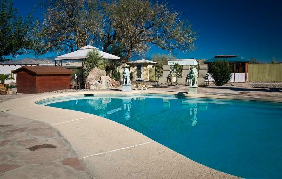 Tree of Life Rejuvenation Center: Oasis Spa offers a variety of therapies for healing, relaxation, and rejuvenation.