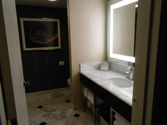 Bathroom Queen Suite Picture Of Mgm Grand Hotel And