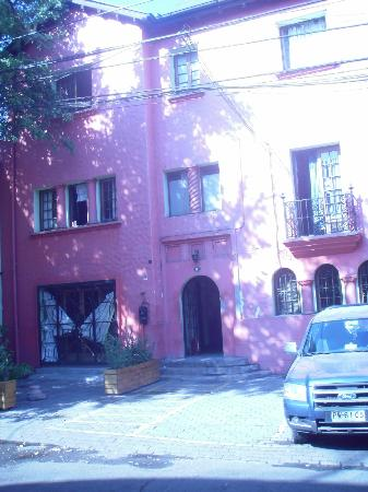 Photo of Aji Hostel Santiago