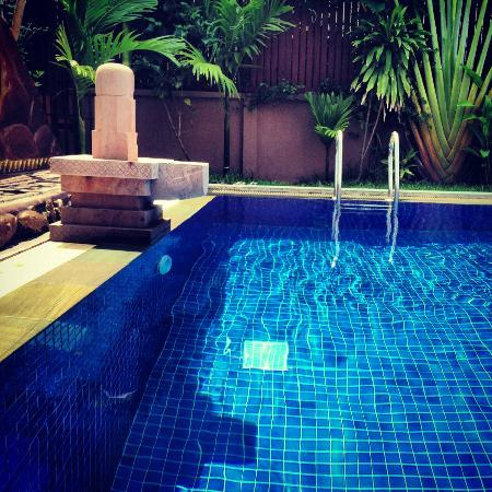 Babel Siem Reap Guesthouse: Nice pool in the backyard
