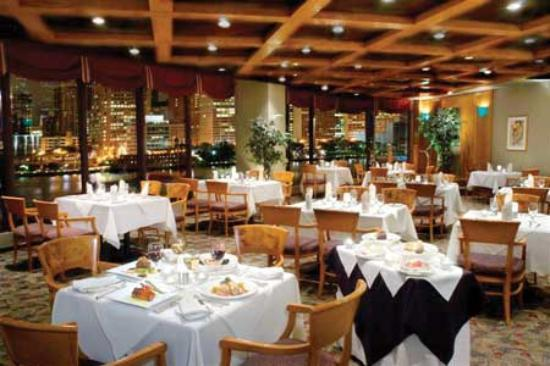 10 restaurants near best western plus waterfront hotel for Terrace hotel restaurant