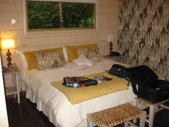 La Cantera Jungle Lodge: Our room