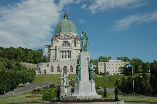 Photos of St. Joseph's Oratory of Mount Royal, Montreal
