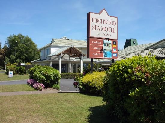 Photo of Birchwood Spa Motel Rotorua