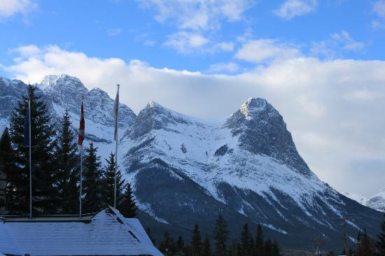 Radisson Hotel &amp; Conference Center Canmore : Good morning!