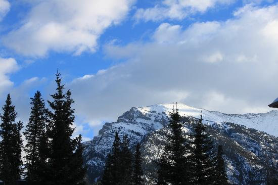 Radisson Hotel &amp; Conference Center Canmore : Just loved it!