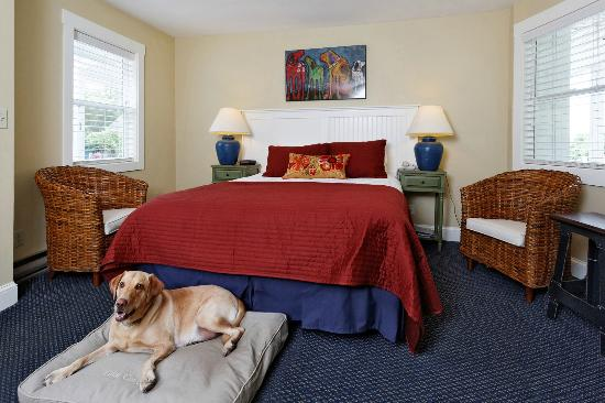 Glen Cove Inn & Suites: Some Rooms are Pet Friendly