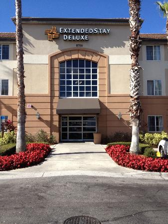 Extended Stay Deluxe - Orlando - Universal Studios: Fachada
