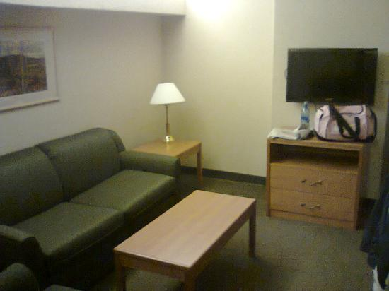 Days Inn Calgary Airport: Suite 2
