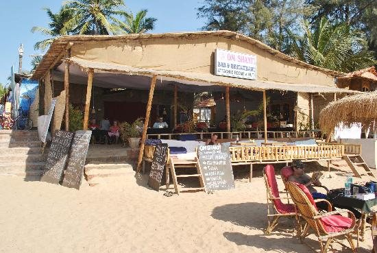 Om Shanti Restaurant & Huts