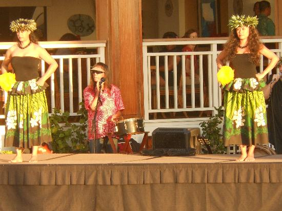 Aston Kaanapali Shores: Polynesian Show