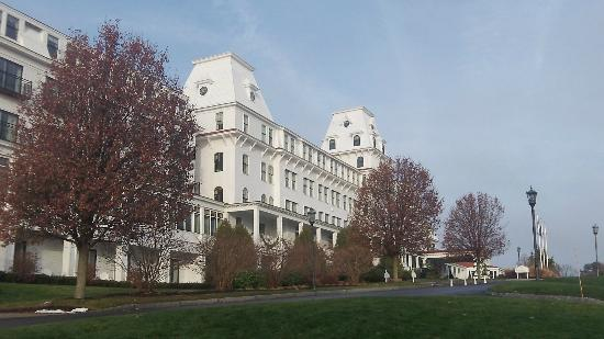 New Castle, NH: the hotel