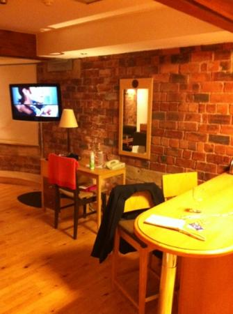 Menzies Glasgow Hotel: Like a home from home
