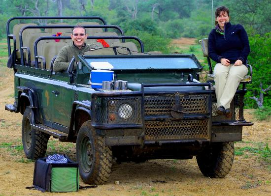Garonga Safari Camp: Our Safari Vehicle...